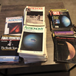 Picked up over 100 space magazines from the 70s and 80s for 2$ at a church sale