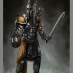 An armour warrior 😮