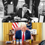 The President during a crisis