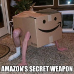 Amazon's Secret Weapon, YOU won't find it, IT finds you