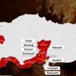 Active Forest Fires in Turkey