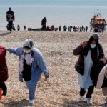 Record 430 migrants cross English Channel in single day