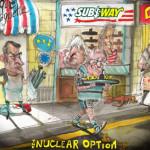 The Nuclear Option (David Rowe)
