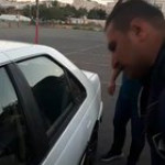 This guy unlocking cars without keys. Makes one doubt the safety of cars!