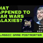 The History of Star Wars Galaxies - A Postmortem By Raph Koster