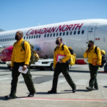 Firefighters from Mexico arrive in B.C. to help fight hundreds of active wildfires