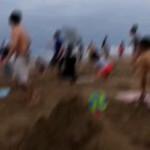 Beautiful sand castle!