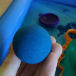 I made a perfect ball out of Kinetic Sand