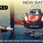 A 2010 Nissan Leaf gets a 150% range upgrade: A look at what is involved in a full battery pack swap