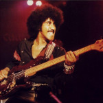 Phil Lynott of Thin Lizzy (London, 1980)