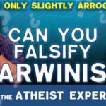 Falsifying Darwinism