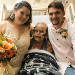 Granddaughter gets married at hospital for terminally ill grandmother