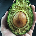 This avocado art