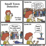 Small Town Detective