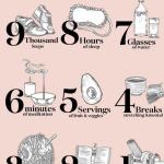 Healthy Habits Countdown