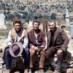 1966's photo of Clint Eastwood, Eli Wallach & Lee van Cleef