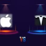 AAPL vs TSLA = America 1.0 vs America 2.0