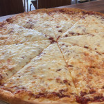 """24"""" cheese pizza"""