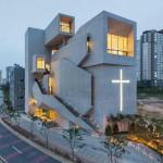 A church in South Korea