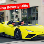 HOW TO EMBARRASS LAMBO OWNERS IN BEVERLY HILLS BRING SUPERCHARGED APERTA…