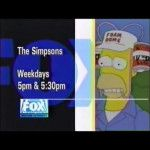 Simpsons re-runs