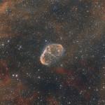 The Crescent Nebula - 7+ hour exposure
