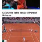 Tennis-Table