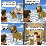 Dog be the judge