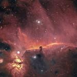 Horse Head and Flame Nebula