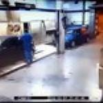 Car Wash Attendant Teaches Robber A Lesson