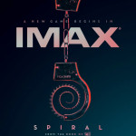 New IMAX poster for 'Spiral: from the book of saw' - starring Chris Rock and Samuel L. Jackson