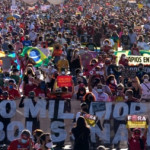 Brazilian protesters call for impeachment of Bolsonaro for 2nd time in a month