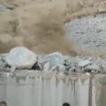 Car sized rocks tossed like peas
