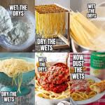Spaghetti is weird