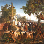 Today marks the 521st anniversary of the first mass celebrated in Brazil