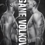 Official poster for Gane vs Volkov