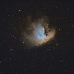 Pacman Nebula (NGC281)