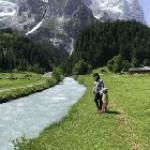 Grindelwald, Switzerland looks like something out of a fantasy