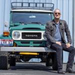 Tom Hanks Is Selling His FJ40 Land Cruiser