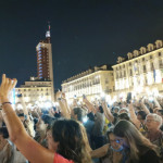 Turin, Italy Vaccine Passport Protests