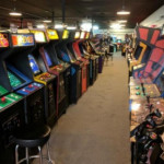 The arcade of yesterday