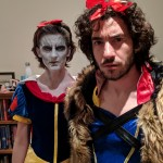 Snow white walker and john snow white
