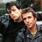 Sylvester Stallone and Henry Winkler - The Lords of Flatbush (1974)