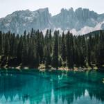 Lago di Carezza, Nova Levante, BZ, Italy
