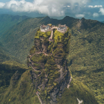 Mount Fanjing, Guizhou, China,