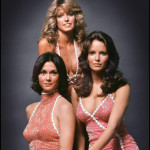 """The """"real"""" Charleys Angels. 1976"""