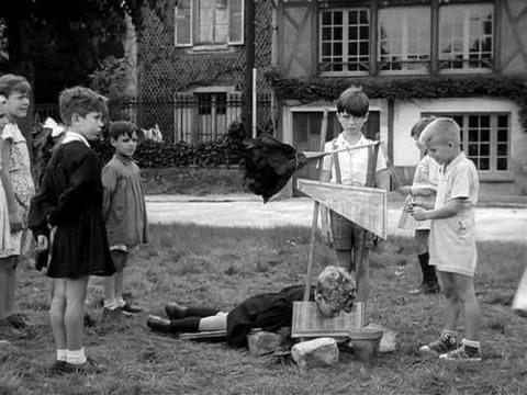 Kids, just playing...