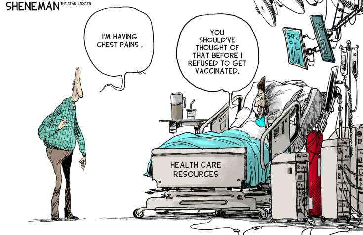 Health Care resources consequences