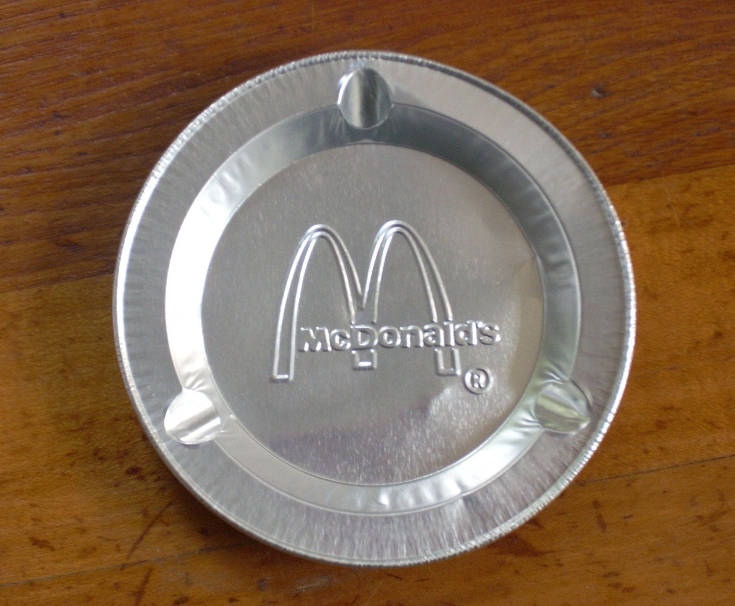 The good old days, when you could eat a Big Mac and smoke at McDonalds