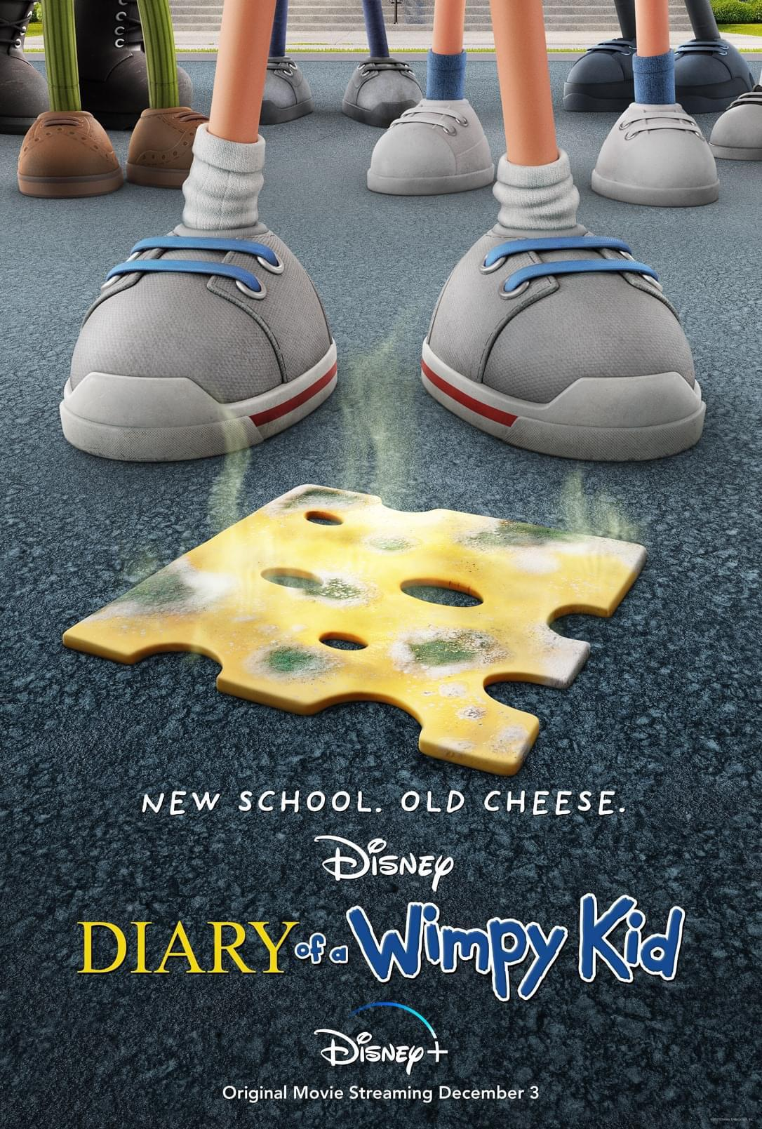 Diary of a Wimpy Kid (2021) Poster